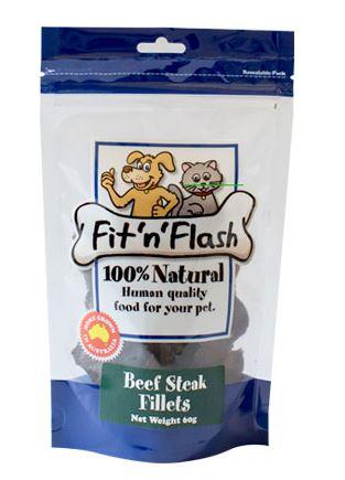 Fit'n'Flash Beef Steak Fillets